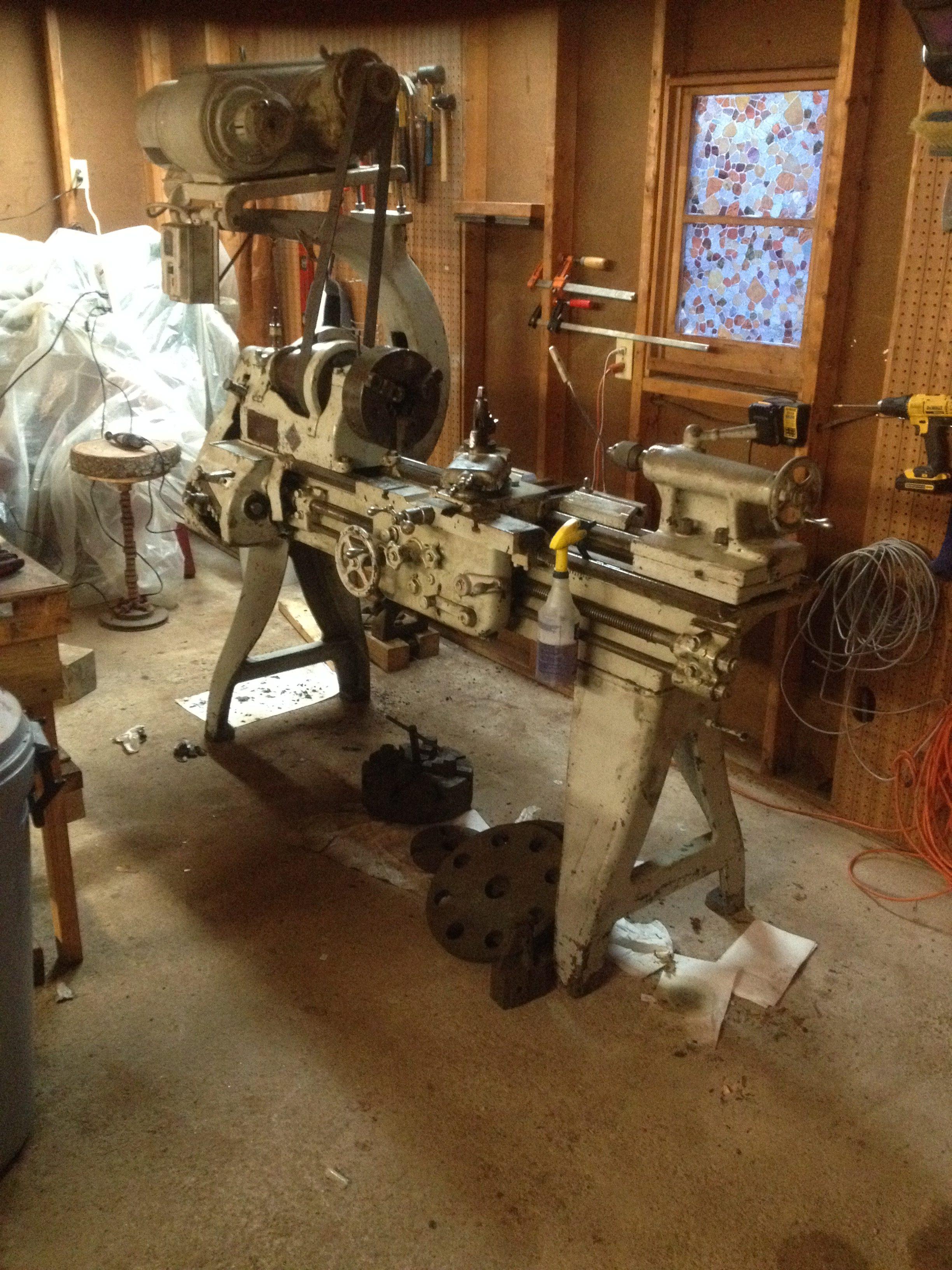 Rebuilding a Monarch Lathe Pt 1